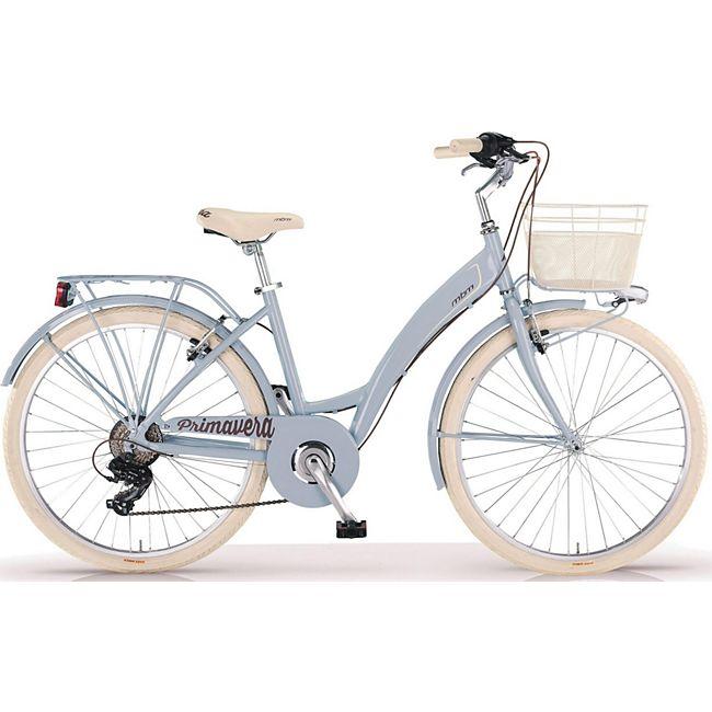 MBM Trekkingbike New Primavera 26 Zoll Hellblau online kaufen ...
