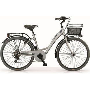 MBM Trekkingbike Agorà 26 Zoll Silber