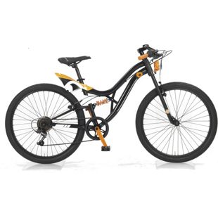 "MBM Mountainbike JUMP  20"" Schwarz"