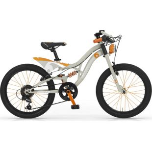 "MBM Mountainbike JUMP  20"" Grau"