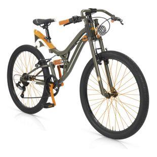"MBM Mountainbike JUMP  20"" Military-Green"