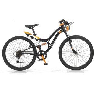 "MBM Mountainbike JUMP  26"" Schwarz"