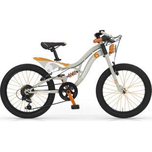 "MBM Mountainbike JUMP  26"" Grau"