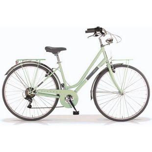 "MBM Trekkingbike 28 Zoll "" Silvery"" Woman Mint"
