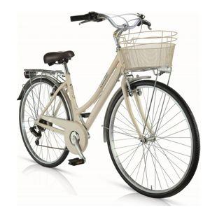 MBM Trekkingbike New Central  Woman 28 Zoll Creme