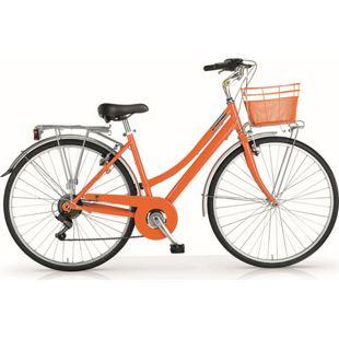 MBM Trekkingbike New Central  Woman 28 Zoll Orange