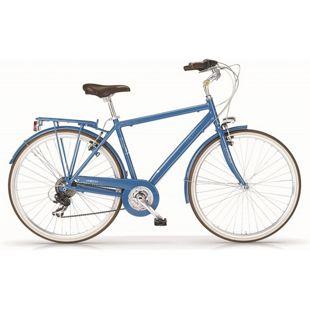 MBM Trekkingbike 28 Zoll New Boulevard Man 18-Gang blau