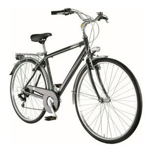 MBM Trekkingbike 28 Zoll New Boulevard Man 18-Gang titanium