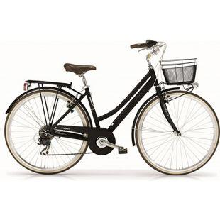 "MBM Trekkingbike New Boulevard Woman 28"" 6-Gang Schwarz"