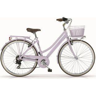 """MBM Trekkingbike New Boulevard Woman 28"""" 6-Gang Lila"""