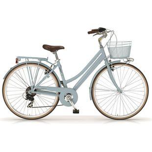 "MBM Trekkingbike New Boulevard Woman 28"" 6-Gang Blau"
