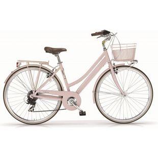 """MBM Trekkingbike New Boulevard Woman 28"""" 6-Gang Rosa"""