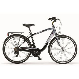 "MBM Trekkingbike 28 Zoll  ""New People""  Man Schwarz"