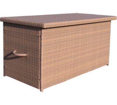Grasekamp Rattan Kissenbox Xxl Auflagenbox Gartenbox Truhe