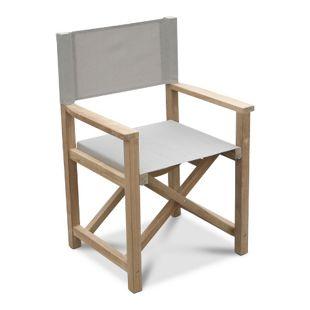 Grasekamp Teak Sessel Stuhl Gartenstühle  Klappstuhl Teak Holz Gartenmöbel