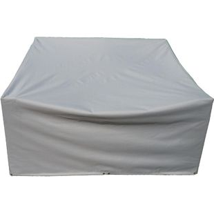 Grasekamp Schutzhülle zu Lanzarote Lounge 2er Sofa  PVC Gewebe