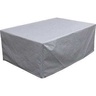 Grasekamp Schutzhülle zu Lanzarote Lounge Tisch  120x80cm PVC Gewebe