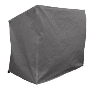 Grasekamp Schutzhülle zu Hollywoodschaukel Triumph  3-sitzig 219x121x182cm Grau