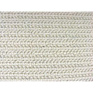 Grasekamp Tischdecke aus Schaumstoff Ø 130cm beige