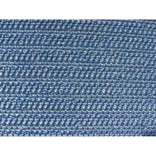 Grasekamp Tischdecke aus Schaumstoff Ø 160cm  dunkelblau