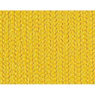Grasekamp Tischdecke aus Schaumstoff 160x260cm  eckig gelb
