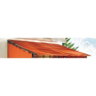 Grasekamp Ersatzdach Rollpavillon 3x4m Terra Plane  Bezug Markise
