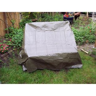 Grasekamp Universalplane leicht - Größe 10x12m