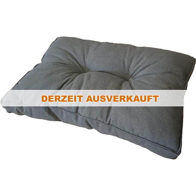grasekamp universelles r ckenkissen europalette 60x43cm grau palettenkissen online kaufen. Black Bedroom Furniture Sets. Home Design Ideas