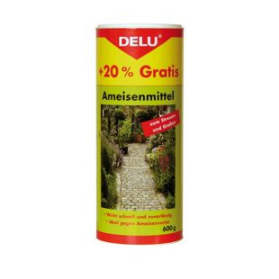 DELU - Ameisen-Mittel 600 g