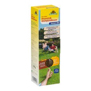 NEUDORFF - TerraVital Bequem & Wohlfühl Rasen - 450 g