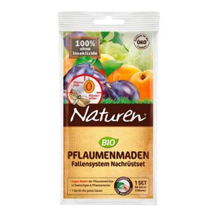 Naturen Bio Pflaumenmaden-Falle Nachrüstset