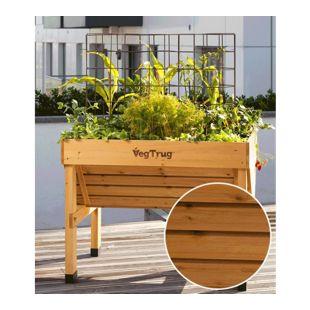 Vegtrug Hochbeet Holz® 100 x 46 x 80 cm, 1 Stück