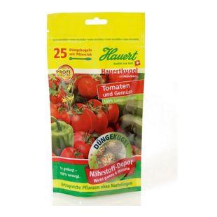Hauertkugel für Tomaten und Gemüse,25 Stück