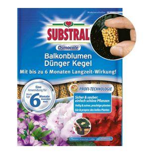 SUBSTRAL®' Osmocote® ' Langzeit Dünge-Kegel, 25 Stück