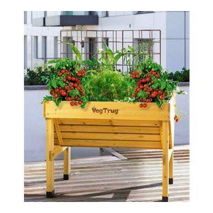 Vegtrug Hochbeet Holz® 100 x 78 x 80 cm,1 Stück