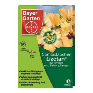 BAYER® Lizetan® Combi-Stäbchen,40 Stück