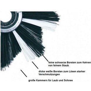 Tielbürger Universal Doppelbesatzbürste für tk48 Made in Germany