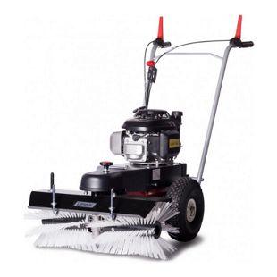 4F Kehrmaschine Limpar 67 Honda GCV Motor + Schneeräumschild