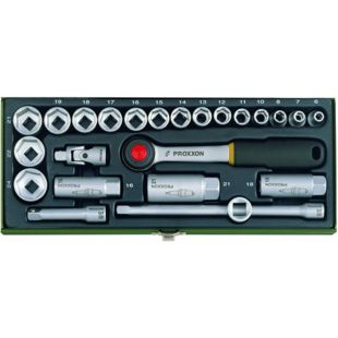 Proxxon Steckschlüsselsatz 3 8 24-teilig