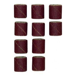 Proxxon Ersatzschleifbänder für Schleifzylinder, Korn 120, 10 Stück