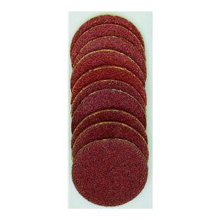 Proxxon Ersatzschleifscheiben 18 mm für Gummiteller je  Korn 120 und 150