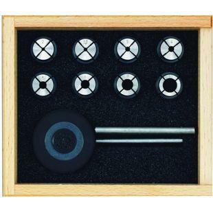 Proxxon Spannzangeneinrichtung mit Spannzangen für PD 230 E
