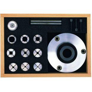Proxxon Spannzangeneinrichtung mit 10 Spannzangen für PD 400