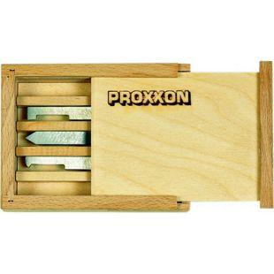 Proxxon Drehstahlsatz zum Gewindeschneiden 3-tlg. HSS 8 x 8 x 80 mm