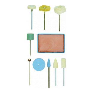 Proxxon Polier-Komplett-Set 10-teilig