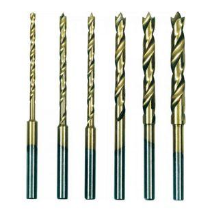 Proxxon HSS Spiralbohrersatz mit Zentrierspitze 6 tlg. 1 5 bis 4 mm