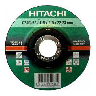 Hitachi Trennscheibe Stein 125x3 gekröpft VE 25 Stück