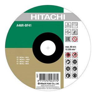 Hitachi Trennscheibe (INOX) 115 x 1,6 mm Kat3