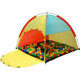 Spielzelt Bällebad Zelt Fabius