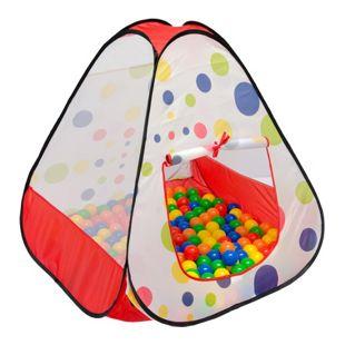 Spielzelt Pop Up Bällebad Zelt Tiana